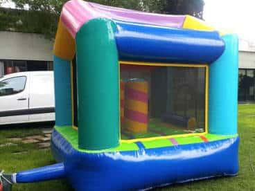 casita inflable para fiestas
