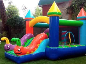 inflables para fiestas en renta