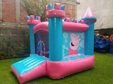 castillos inflabes para fiestas