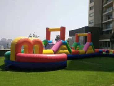 renta de inflables para fiestas de niños