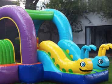 renta de inflables para fiestas infantiles