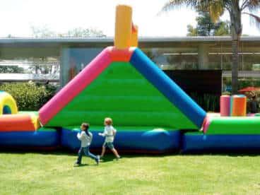 inflables para fiestas de niñas